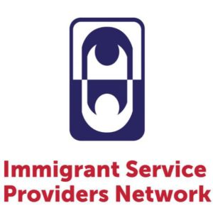 Immigrant Service Providers Network ST L Logo