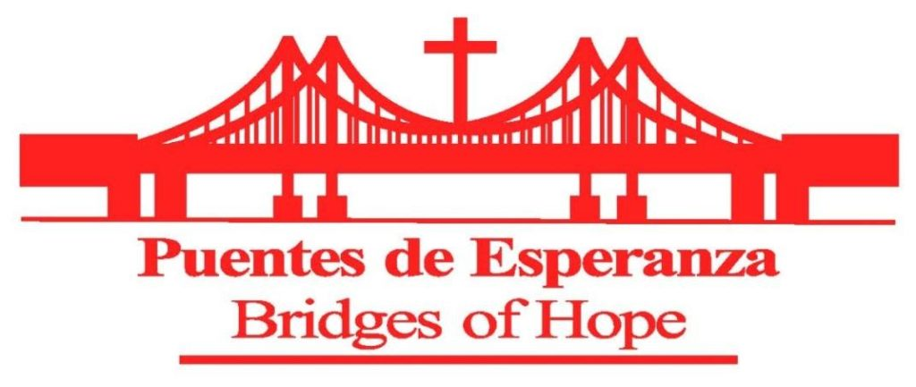 Puentes de Esperanza: Bridges of Hope Logo