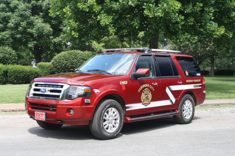 Fire Chief Incident Command 2400
