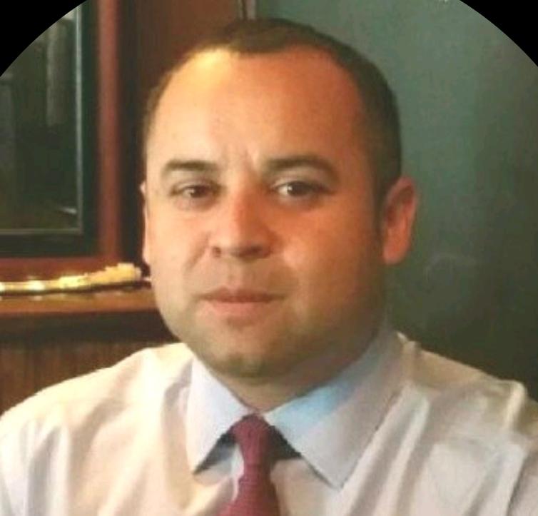 Treasurer Carlos Gomez